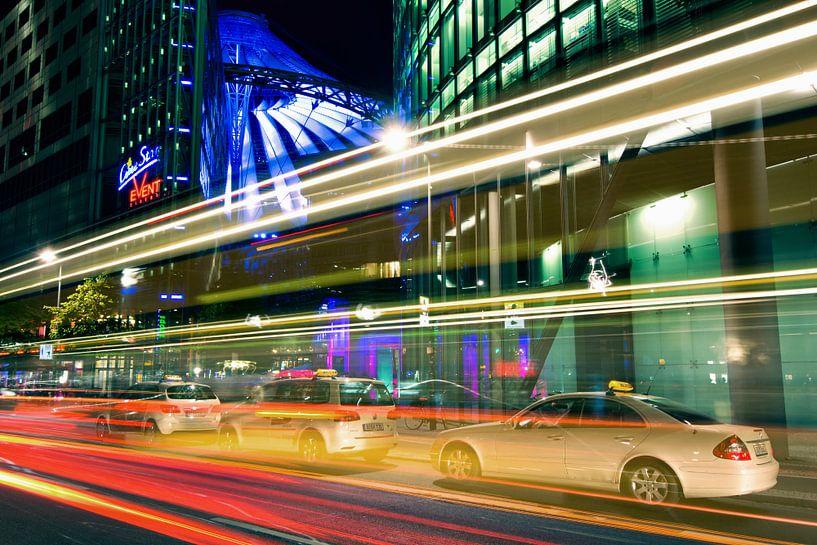 Berlin - Sony-Center van Alexander Voss