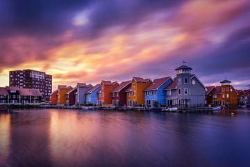 Reitdiephaven - Groningen van Jens Korte