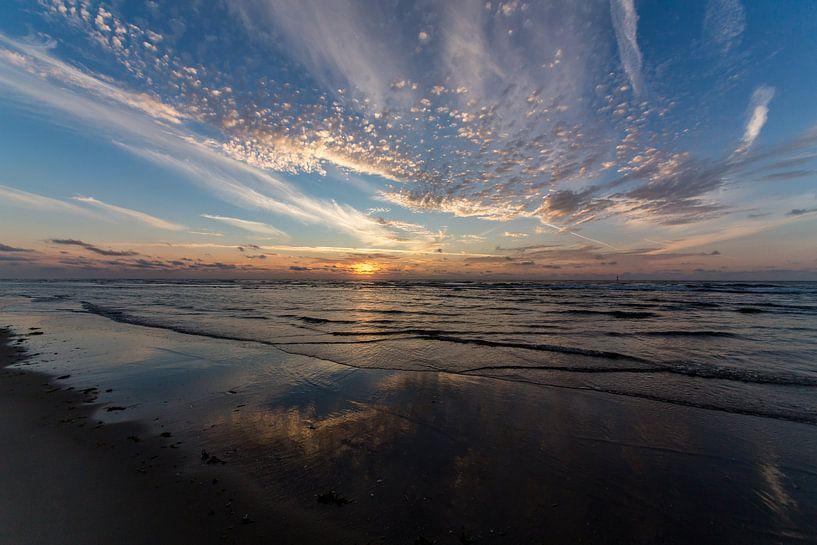 zonsondergang van Contrast inBeeld