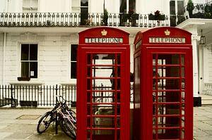 Telephone van