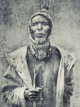 stolzer Masai-Hirte von Anouschka Hendriks
