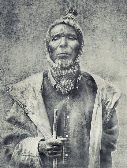 Trotse Masai veehoeder van Anouschka Hendriks