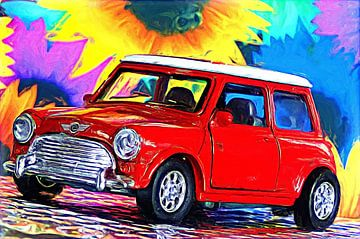 Kultige Kleinwagen - Mini (1959 bis 2000) van Jean-Louis Glineur alias DeVerviers