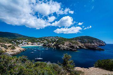 Ibiza , Spanje sur Danny Leij