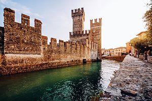 Castello di Sirmione (Lake Garda, Italy)