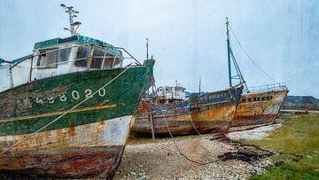 Schiff ahoi von Frans Nijland