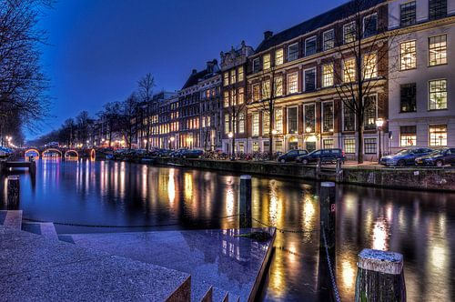 Homo-monument Amsterdam van