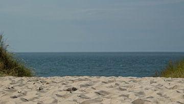 Uitzicht op zee van Wijnand Medendorp