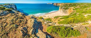 Kaap Sint Vincent, Portugal 2015 van Fred Leeflang