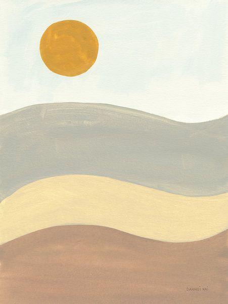 Retro Abstract II, Danhui Nai von Wild Apple