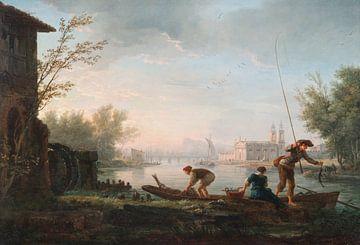 Vier Tageszeiten: Morgen, Claude-Joseph Vernet