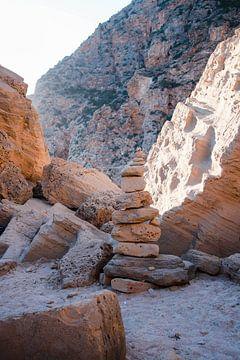 Steinturm von Djuli Bravenboer