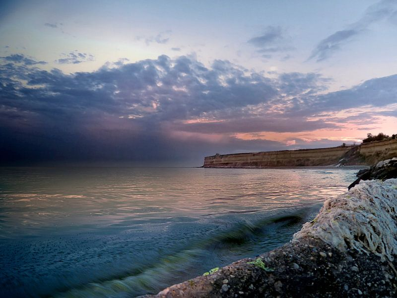 Colors of the Black Sea van Ruxandra Proksch