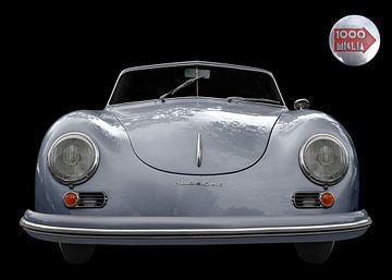 Porsche 356 A 1500 Super van aRi F. Huber