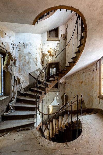 Die Treppe zum Himmel von William Linders