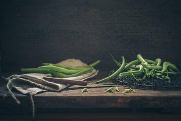 Haricots verts sur Regina Steudte | photoGina