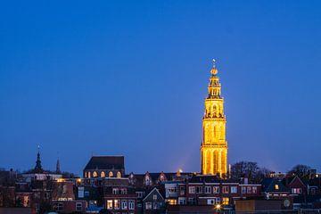 Goldener Martiniturm von