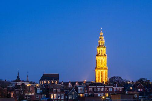 Gouden Martinitoren van Frenk Volt