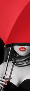 Rot wie die Liebe von