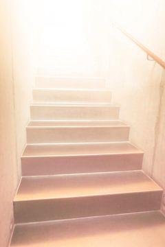 Die Treppe zum Himmel von Studio Kunsthart