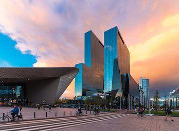 Delftse Poort Rotterdam van Wilco Schippers