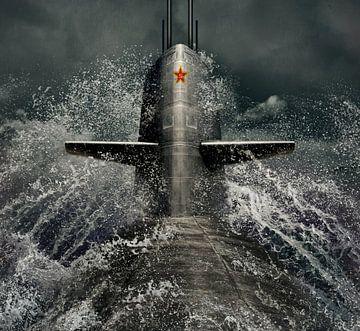 onderzeeër, Dmitry Laudin van 1x
