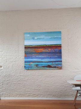 Kundenfoto: Terschelling Wattenmeer von Ger Veuger