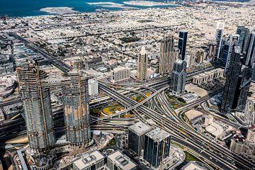 Burj khalifa van Babet Trommelen