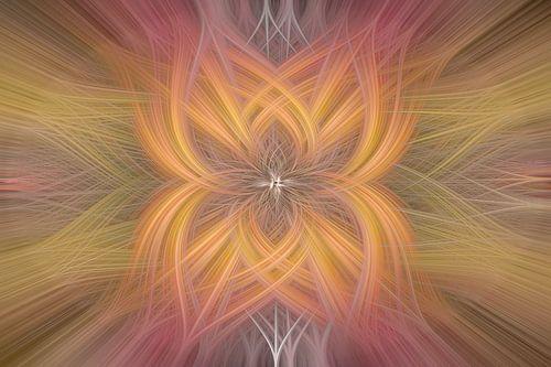 Digital abstract nr 8