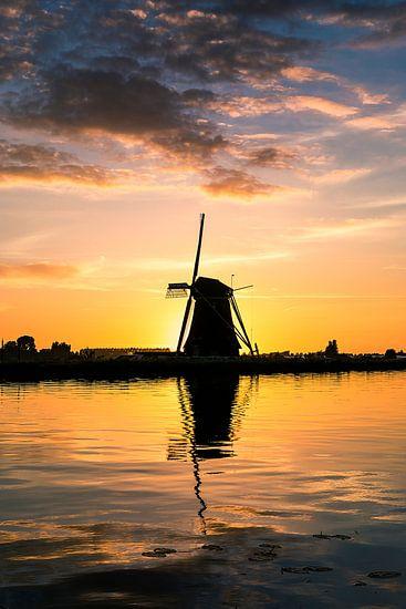 Windmill van Sake van Pelt