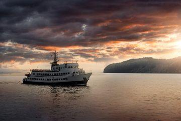 cruiseschip van Sergej Nickel