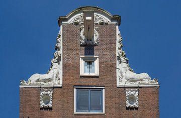 Amsterdamer Fassade von Jan van Dasler