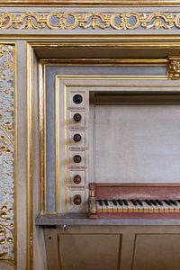 Orgel Laurenskerk Rotterdam van