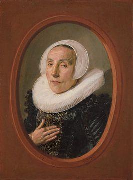 Anna van der Aar, Frans Hals