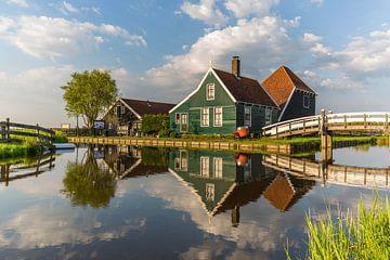 Hollandse lucht boven de Zaanse Schans van Paul Weekers Fotografie