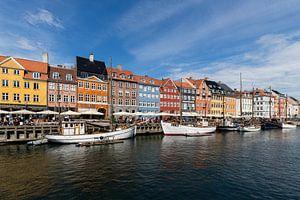 Nyhavn Kopenhagen von Bart van Dinten