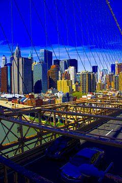 New York von Mooi-foto van Well