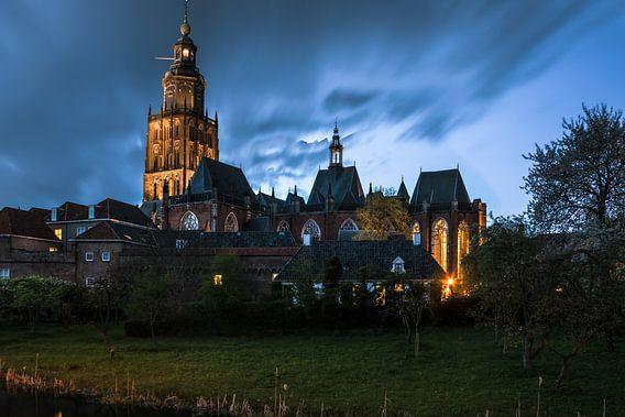 Walburgskerk van Willem  Bentink