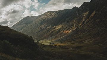 Glencoe Valley von Paulien van der Werf