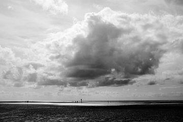 Einzigartiger Tag am Meer von Heiko Westphalen