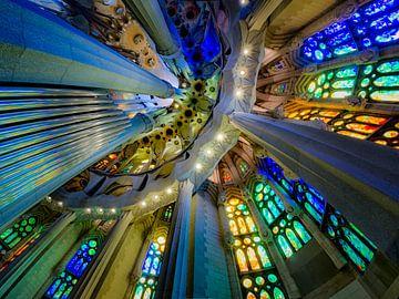 Sagrada Familia - Barcelona van Roy Poots