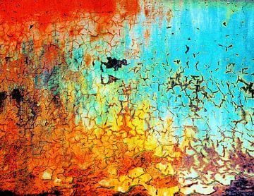 Cracked Paint van Maria Kitano