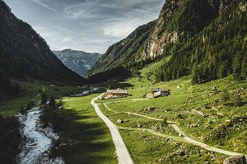 Habachtal Bramberg Pinzgau von Daniel Kogler