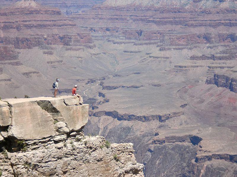 Uitzicht op de Grand Canyon van Inge Teunissen