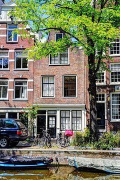 Nummer 2 Egelantiersgracht 54 Huis Color sur Hendrik-Jan Kornelis