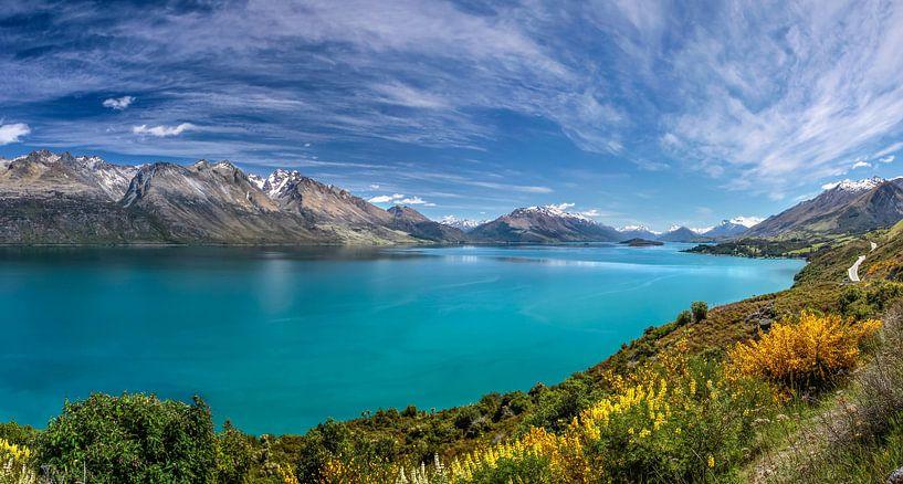 Lake Wanaka, Neuseeland von Christian Müringer