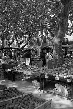 Markt sur R. de Jong