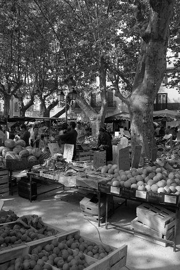 Markt van R. de Jong