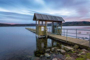 Laacher See pier van Johan Vanbockryck