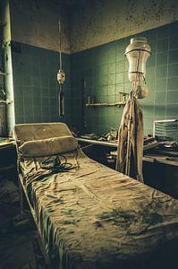 Abandoned GP's room van JBfotografie - jacindabakker.nl